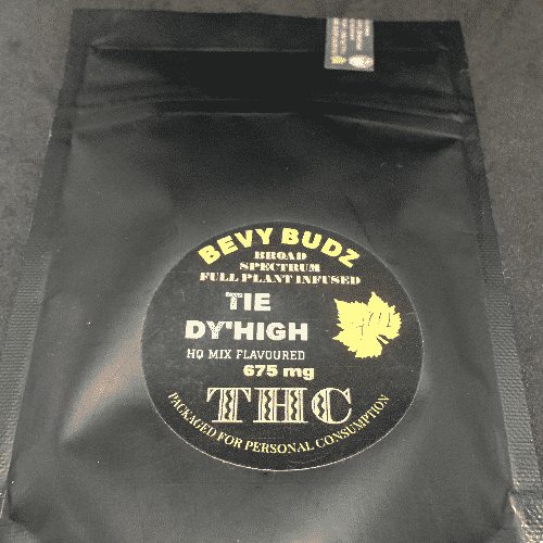 5f3eab52b9b59 - Tie Dy'High 675 Mgs THC Drink Mix By Bevy Budz Weed Delivery Toronto - Cannabis Delivery Toronto - Marijuana Delivery Toronto - Weed Edibles Delivery Toronto - Kush Delivery Toronto - Same Day Weed Delivery in Toronto - 24/7 Weed Delivery Toronto - Hash Delivery Toronto - We are Kind Flowers - Premium Cannabis Delivery in Toronto with over 200 menu items. We're an experienced weed delivery in Toronto and we deliver all orders in a smell-proof, discreet package straight to your door. Proudly Canadian and happy to always serve you. We offer same day weed delivery toronto, cannabis delivery toronto, kush delivery toronto, edibles weed delivery toronto, hash delivery toronto, 24/7 weed delivery toronto, weed online delivery toronto