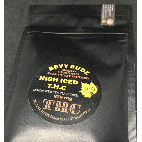 5f3eabd55dd8b - High Iced T.H.C 675 Mgs THC Drink Mix By Bevy Budz Weed Delivery Toronto - Cannabis Delivery Toronto - Marijuana Delivery Toronto - Weed Edibles Delivery Toronto - Kush Delivery Toronto - Same Day Weed Delivery in Toronto - 24/7 Weed Delivery Toronto - Hash Delivery Toronto - We are Kind Flowers - Premium Cannabis Delivery in Toronto with over 200 menu items. We're an experienced weed delivery in Toronto and we deliver all orders in a smell-proof, discreet package straight to your door. Proudly Canadian and happy to always serve you. We offer same day weed delivery toronto, cannabis delivery toronto, kush delivery toronto, edibles weed delivery toronto, hash delivery toronto, 24/7 weed delivery toronto, weed online delivery toronto