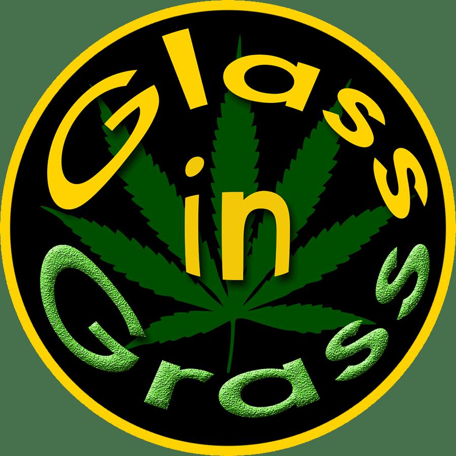GlassGrassRound - Kind Flowers