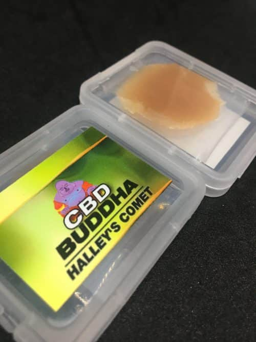 haleys comet cbd shatter buddha scaled - Haleys Comet Premium CBD Shatter By Buddha Extractions Weed Delivery Toronto - Cannabis Delivery Toronto - Marijuana Delivery Toronto - Weed Edibles Delivery Toronto - Kush Delivery Toronto - Same Day Weed Delivery in Toronto - 24/7 Weed Delivery Toronto - Hash Delivery Toronto - We are Kind Flowers - Premium Cannabis Delivery in Toronto with over 200 menu items. We're an experienced weed delivery in Toronto and we deliver all orders in a smell-proof, discreet package straight to your door. Proudly Canadian and happy to always serve you. We offer same day weed delivery toronto, cannabis delivery toronto, kush delivery toronto, edibles weed delivery toronto, hash delivery toronto, 24/7 weed delivery toronto, weed online delivery toronto