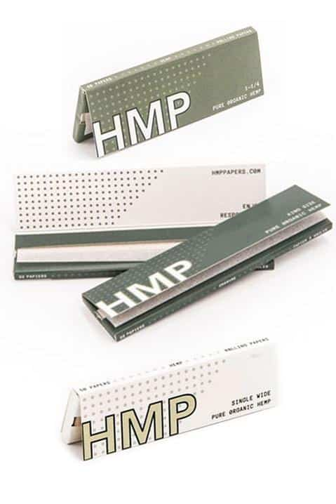 hmp rolling papers assorted - Kind Flowers