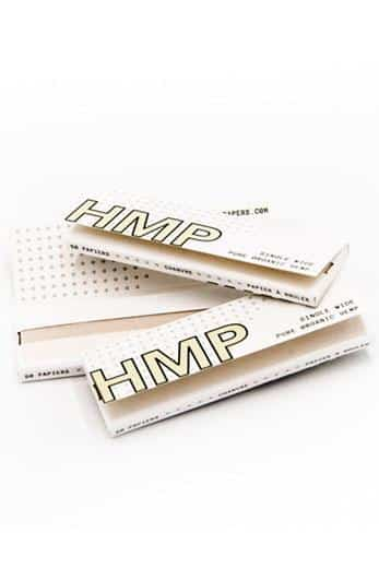 hmp single wide rolling papers - Kind Flowers