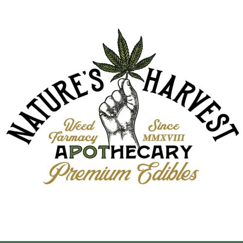 natures harvest logo1 - Kind Flowers