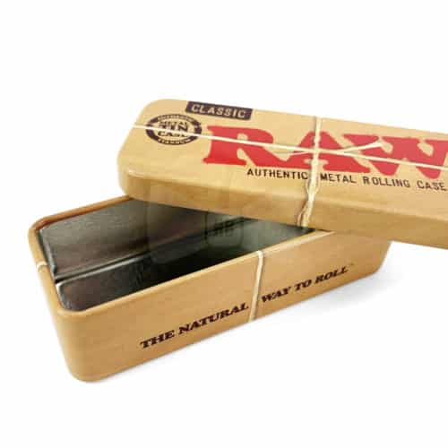 Raw Cone Caddy Open tin - Kind Flowers