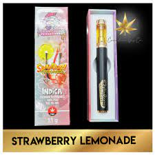 major l strawberry lemonade - Major League 1.1G Premium Disposable Pens Strawberry Lemonade (Indica) Weed Delivery Toronto - Cannabis Delivery Toronto - Marijuana Delivery Toronto - Weed Edibles Delivery Toronto - Kush Delivery Toronto - Same Day Weed Delivery in Toronto - 24/7 Weed Delivery Toronto - Hash Delivery Toronto - We are Kind Flowers - Premium Cannabis Delivery in Toronto with over 200 menu items. We're an experienced weed delivery in Toronto and we deliver all orders in a smell-proof, discreet package straight to your door. Proudly Canadian and happy to always serve you. We offer same day weed delivery toronto, cannabis delivery toronto, kush delivery toronto, edibles weed delivery toronto, hash delivery toronto, 24/7 weed delivery toronto, weed online delivery toronto