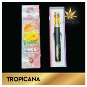 major league extractions tropicana - Major League 1.1G Premium Disposable Pens Tropicana Orange (Indica) Weed Delivery Toronto - Cannabis Delivery Toronto - Marijuana Delivery Toronto - Weed Edibles Delivery Toronto - Kush Delivery Toronto - Same Day Weed Delivery in Toronto - 24/7 Weed Delivery Toronto - Hash Delivery Toronto - We are Kind Flowers - Premium Cannabis Delivery in Toronto with over 200 menu items. We're an experienced weed delivery in Toronto and we deliver all orders in a smell-proof, discreet package straight to your door. Proudly Canadian and happy to always serve you. We offer same day weed delivery toronto, cannabis delivery toronto, kush delivery toronto, edibles weed delivery toronto, hash delivery toronto, 24/7 weed delivery toronto, weed online delivery toronto